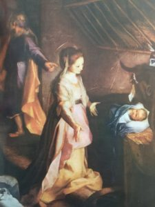 The Nativity by Federigo Barocci