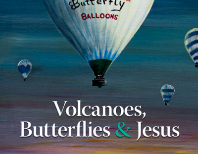 Shelley's Volume Two: Butterflies Arrives!